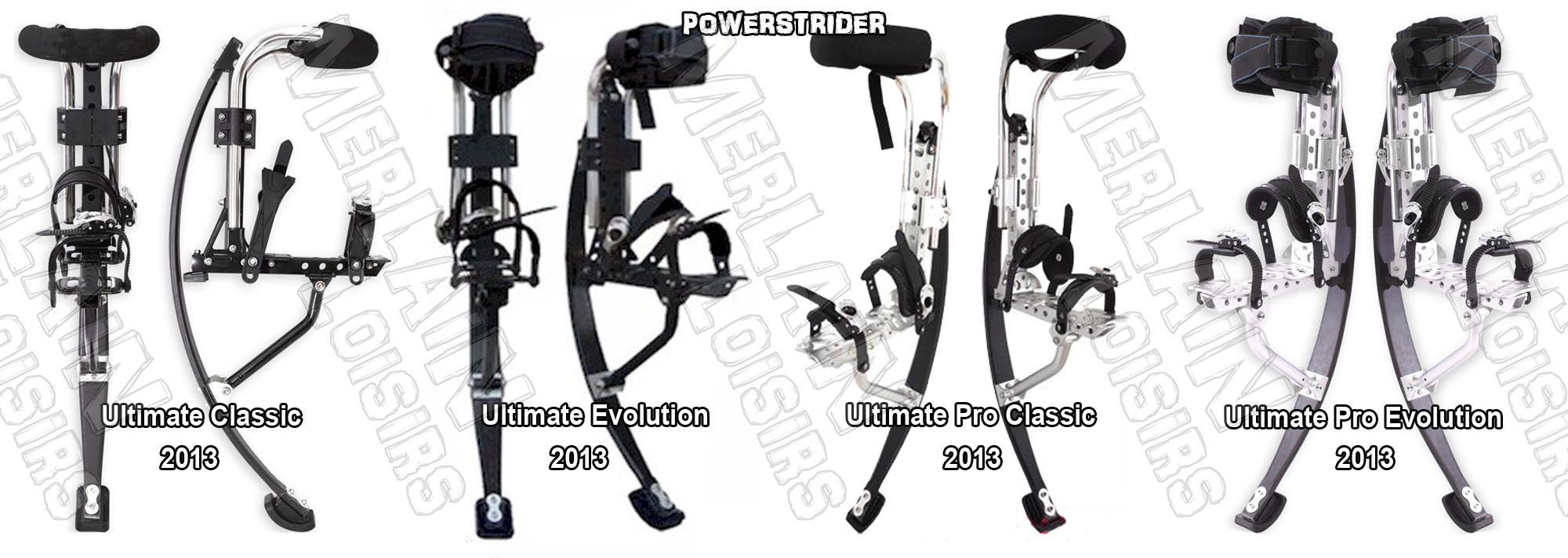 powerstrider ultimate evolution classic pro adulte 2013